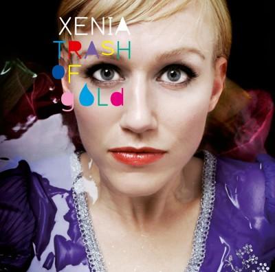 Xenia_TrashOfGold_COVER_1000B