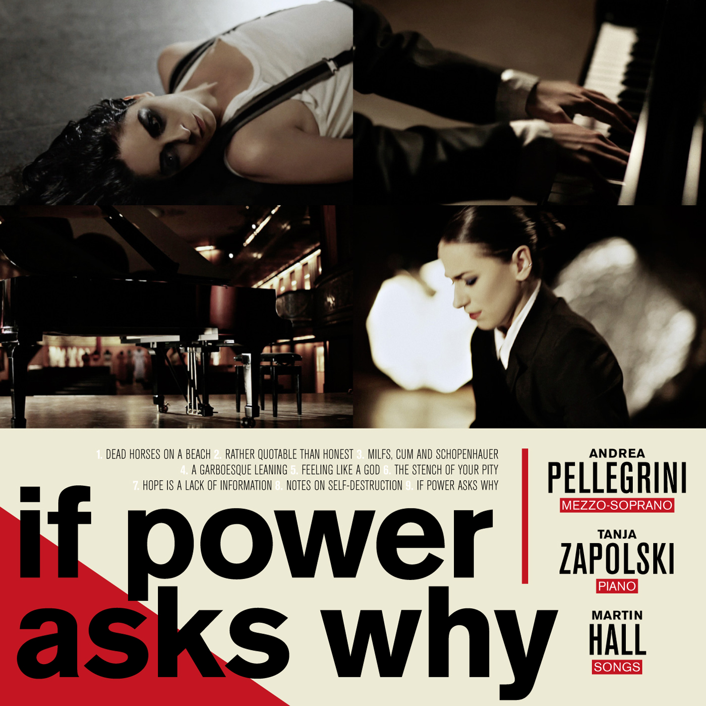 Martin Hall – If Power Asks Why