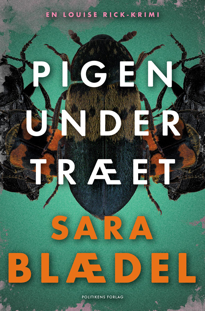Sara Blædel – Pigen under træet